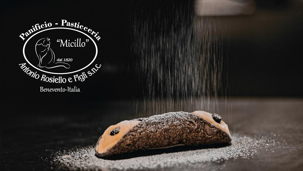 Panificio Rosiello Micillo - Benevento - Pasticceria - Spot Social
