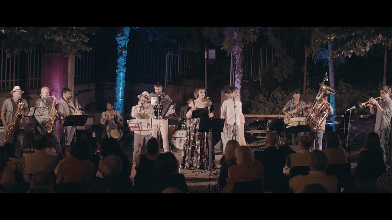 La Banda del Bukò – Live Forchia 2019